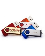 USB флешка с логотипом